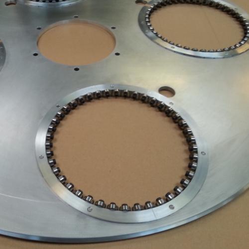 Her har Star IHer har Star Industri designet et emne med Inventor i aluminum og rustfristål ndustri designet et emne med Inventor i aluminum og rustfristål
