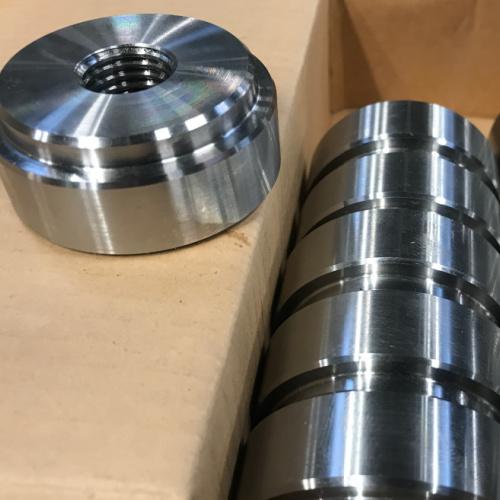 Her har Star Industri CNC drejet rustfri i fødevaregodkendt kvalitet