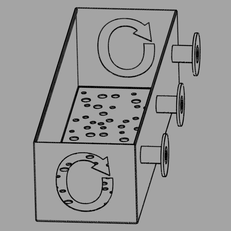 Designet af Star Industri kunde i Inventor